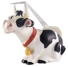 Cow Tape Dispenser Gifts Cow Appreciation Day, Cow Mug, Cow Spots, Cow Nails, Cow Face, Tape Dispenser, Shower Cap, Bobble Head