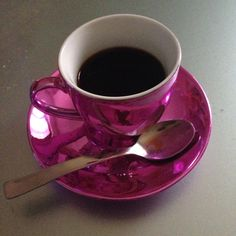 #Purple #coffee