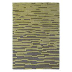 Harlequin Enigma Rugs 43507 Lime Green