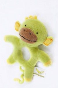 Chimpancheez ~ Smile with Eez! Plush monkey fits on SLR/DSLR cameras to get kids attention!  (**GIVEAWAY**) - US, 9/29
