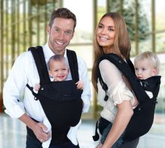 Love the long life of the lillebaby carrier - wear it on your front, hip, or back, with baby facing in or out, from newborn to 45lb  - all in one carrier. #babygear #PNapproved