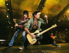 Ronnie and Keith