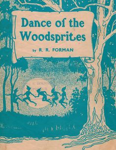 Dance of the Woodsprites Sheet Music