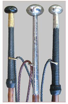 Les trois modèles de makila ou makhila