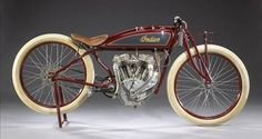 anyskin: This 1920 Indian Powerplus Racer sold for...