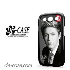 One Direction Niall Horan DEAL-8248 Samsung Phonecase Cover For Samsung Galaxy S3 / S3 Mini