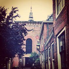 Haarlem - Nieuwkerkplein