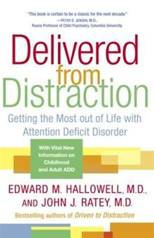 In 1994, Driven to Distraction sparked a revolution in our understanding of attention deficit disorder. Widely recognized as the classic in the field, the book has sold more than a million copies. Now…  read more at Kobo.