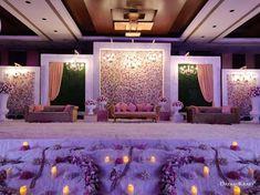 Reception Stage Decor, Wedding Backdrop Design, Wedding Stage Design, Wedding Reception Backdrop, Stage Backdrop Design, Wedding Mandap, Engagement Stage Decoration, Wedding Hall Decorations, Desi Wedding Decor