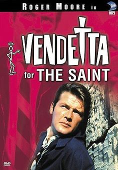 Pre-Bond Roger Moore reprises his role as suave British super-spy Simon Templar in this movie sequel to the cult television series The Saint. This time around, Templar stumbles upon a murder mystery i
