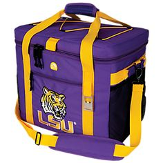 New for 2013! Igloo 45 Can Ultra Collegiate Cooler - Louisiana State University