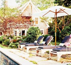 DOMINO:The 12 Coolest Outdoor Spaces We Can't Stop Pinning