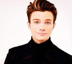 He's so good looking it kills me