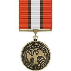Multi-national Force and Observers Medal