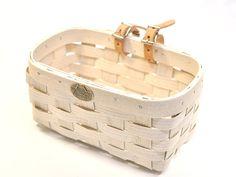 Peterboro Child's Bicycle Basket
