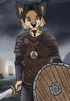 Thorrin Lothardson by ShadowWolfCZE