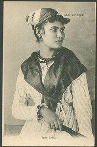 Portrait de Femme #Martiniquaise