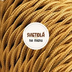 Textilné káble skrútené Luster, Retro, Cable, Retro Illustration