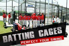 Big League Dreams - Sports Parks | Batting Cages Sport Park, What You Can Do, Cage, Parks, California, Dreams, Parkas