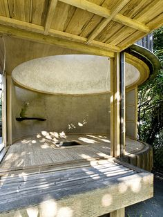 6 Tiny Outdoor Pavilions Inspired by Japanese Tearooms - Dwell