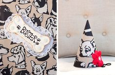 One Charming Party | Birthday Party Ideas › Dog Party