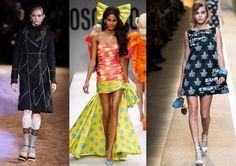 Las tendencias de moda Primavera/Verano 2015 MFW2015: fotos de los modelos