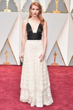 Emma Roberts en The Oscars 2017