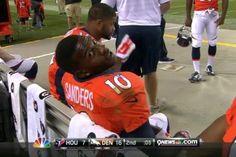 Emmanuel Sanders   Emmanuel Sanders highlights - Univision NFL