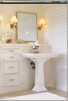 1000 Images About Pedestal Sink Storage On Pinterest Pedestal Sink Storage And Flush Toilet