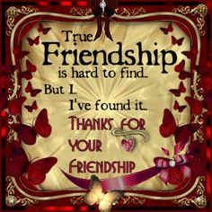 Send this beautiful ecard to your true friends and remind them how important they are to you. Free online True Friendship Is Rare ecards on Friendship Genuine Friendship, Friendship Day Quotes, Friend Friendship, Bff Quotes, Best Friend Quotes, My Best Friend, Special Friend Quotes, Friend Poems, Happy Friendship