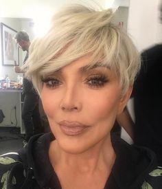 """894.2k Likes, 14.7k Comments - Kris Jenner (@krisjenner) on Instagram: """"January 2nd back at work here we go!!! Makeup: @makeupbyariel Hair: @chrisappleton1…"""""""