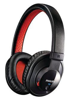Philips SHB7000 Casque Audio Bluetooth 3.0 avec Microphone pour Prise d'Appels…