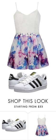 """clothing for BHMSB"" by kijannakap on Polyvore featuring adidas Originals and Ally Fashion"