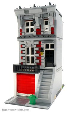 lego MOCs by Super*Junk