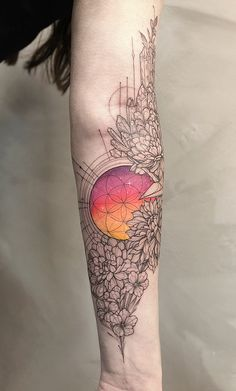 Can You Tell If It Is Fabric Or The Skin? These Colorful Sleeve Tattoos Will Blo… Can You Tell If It Is Fabric Or The Skin? These Colorful Sleeve Tattoos Will Blow Your Mind. Stunning sleeve tattoos for both, men… Continue Reading → Colorful Sleeve Tattoos, Tattoos Geometric, Full Sleeve Tattoos, Tattoo Sleeve Designs, Tattoo Designs For Women, Geometric Sleeve Tattoo, Arm Sleeve Tattoos For Women, Girly Tattoos, Pretty Tattoos