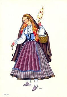 Portugal Country, History Of Portugal, Portuguese Culture, Azores, Folk Costume, My Heritage, We Wear, Traditional Dresses, Dame