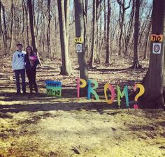Prom Proposal Pictures : theBERRY