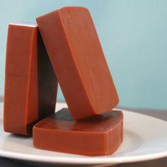 Sapone fai da te cioccolato
