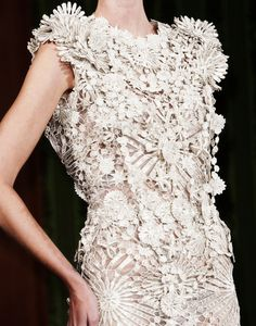 Fuck Yeah Fashion Couture | Oscar Carvallo Haute Couture Spring-Summer 2013