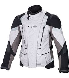 Macna Geo 2 Jacket in grey