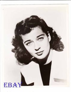 Gail Russell Sultry Eyes RARE Photo | eBay