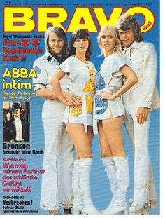 EuroMagaZine - ABBA (Sweden 1974) #eurovision #eurosong #abba #sweden