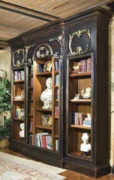 Merveilleux Bershire Bookcase By Habersham Furniture