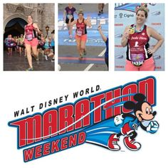 The only race on Earth where you run 26.2 magical miles through four Disney theme parks!