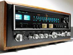 """Sansui - 990 ,Vintage Audiophile Stereo Receiver"" !...  http://about.me/Samissomar"