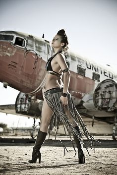 Mad Max Style shoot
