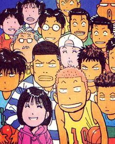 "Animehere on Instagram: ""Funny time 😂 #manga#anime#onepiece#naruto#narutoshippuden#blackclover#myheroacademia#dragonballz #dragonballsuper…"" Kodomo No Jikan, Manga Anime, Slam Dunk Anime, Inoue Takehiko, Otaku, I Love Basketball, Instagram Funny, Funny Times, Manga Pages"