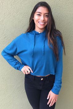 7697366a057c Beautiful Beneath Sweater - Teal. Shoe BoutiqueCropped ...