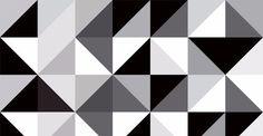 papel de parede geometrico 3d lavável compre na sua medida