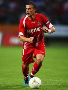 Lukas Podolski Arsenal Fc, Lukas Podolski, Fc Bayern Munich, Stars Then And Now, Munich Germany, Trainer, Football Players, Premier League, Fitness Inspiration